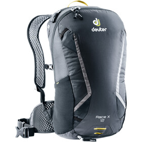 Deuter Race X Selkäreppu 12 L, black